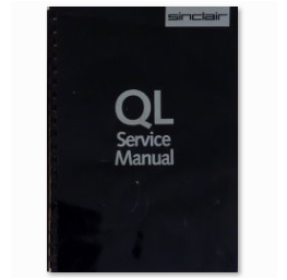 Sinclair QL Service Manual 1985